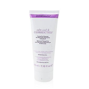 DERMAdoctor Calm Cool & Corrected Tranquility Cleanser 210ml/7.1oz