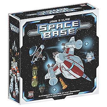 Space base bordspel