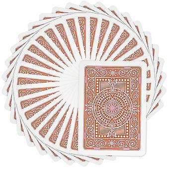 Modiano Texas Poker Jumbo - Orange
