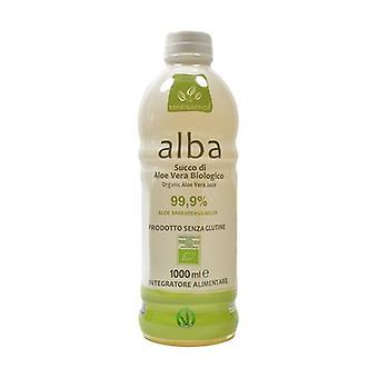 Alba Aloe Vera Orgaaninen 99% Bio Ei mitään