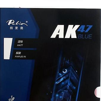 Ak47 Table Tennis Rubber Blue Sponge For Loop