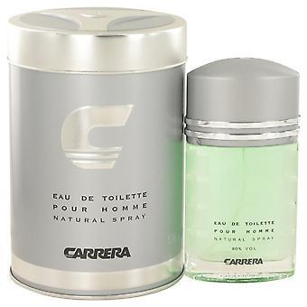 CARRERA by Muelhens Eau De Toilette Spray 1.7 oz / 50 ml (Men)