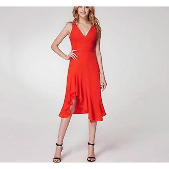Sexy Avond jurken lang ooit pretty a-line mouwloze side split jurken