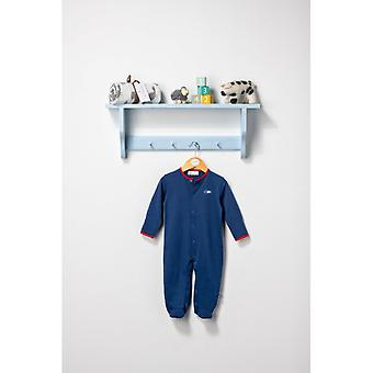 The Essential One Baby Boys Sleepsuit True Navy