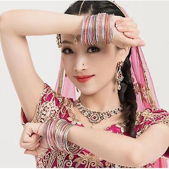 Meisje Dans Accessoire, Vrouw Bellydance Performance Armband