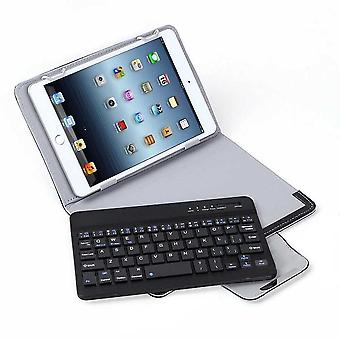 Universal Wireless Keyboards Case Cover für Tablet Pc (schwarz)