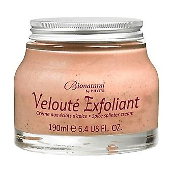 Bionatural Spicy Escapade Velvety Exfoliating Cream 190 g of cream