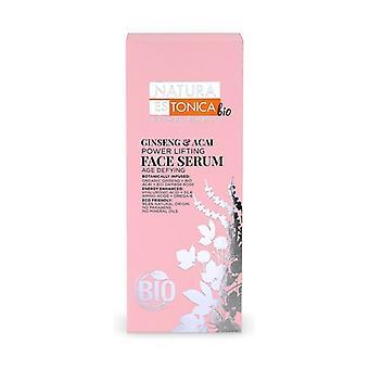 Ginseng & Acai face serum 30 ml de serum