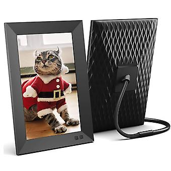 Smart Digital Picture Frame 10.1 Inch, Share Video Clips and Photos