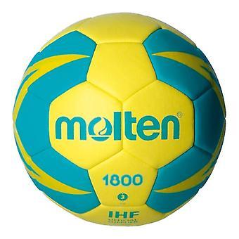 Bal voor handbal gesmolten H3X1800-YG leatherette (maat 3)