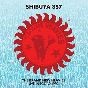 Helt nye heavies - Shibuya 357: Live I Tokyo 1992 [Vinyl] USA import