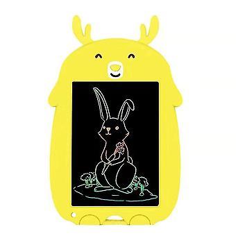 LCD-schrijftablet, 8,5 inch krabbelbord, uitwisbare herbruikbare elektronische tekenpads voor jongensmeisjes