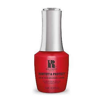 Red Carpet Manicure Fortify & Protect Gel Polish - Carpet Premiere