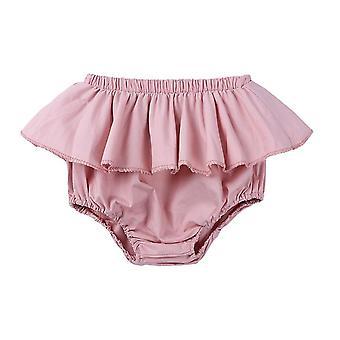Volants en coton Floral Print Kids Shorts