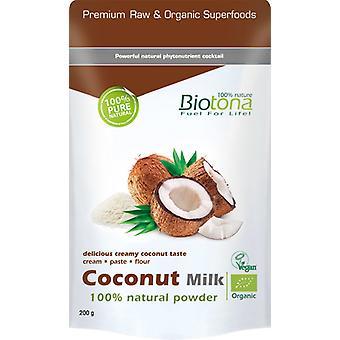 Biotona Coconut Milk Bio 200 gr