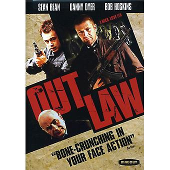 Outlaw [DVD] USA import