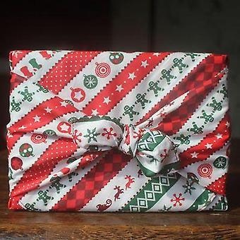 Wrap Cloth Handkerchief Classic Tradition Printed