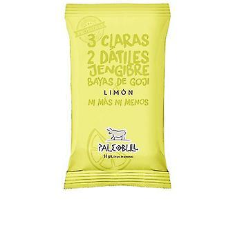 Energy Bar Paleobull Lemon Goji Ginger (55 gr)