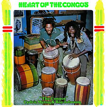 Congos - Heart of the Congos [CD] USA import