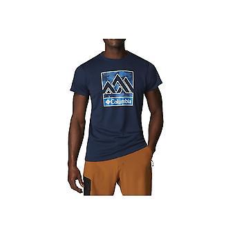 Columbia Zero Regler 1533291464 universell hele året menn t-skjorte