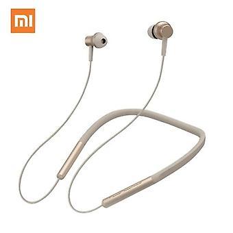 سماعة رأس Xiao-mi LYXQEJ01JY BT سماعات الأذن قلادة