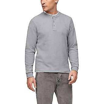 s.Oliver 130.10.012.12.130.2055977 T-Shirt, Grey, L Men