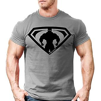 """Mannen """"S Gyms T-Shirt Crossfit Fitness Bodybuilding Shirts"""