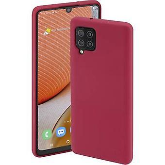 Hama Finest Feel Back Abdeckung Samsung Rot