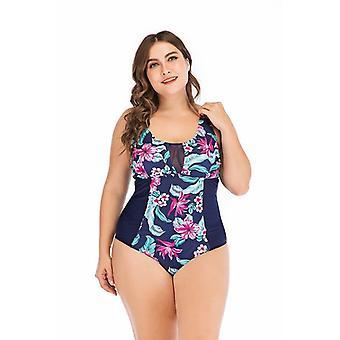 בגד ים של ילדה לאירופה ואמריקה בתוספת גודל רזה שמרני בכושר דק משולש בגדי ים לנשים