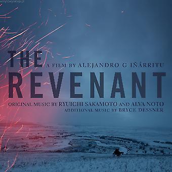 Ryuichi Sakamoto, Alva Noto & Bryce Dessner - The Revenant (Original Motion Picture Soundtrack) Vinyl