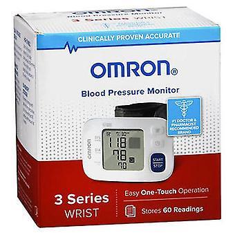 Omron Omron Blood Pressure Monitor 3 Series Wrist BP6100, 1 Each