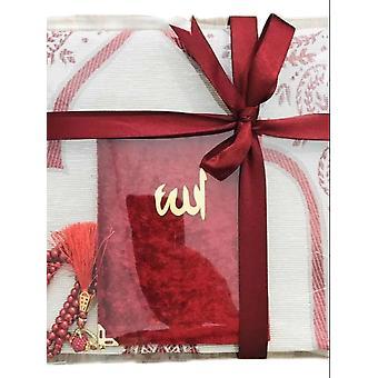 Set Prayer Rug Carpet, Umrah Hajj Book Sets, Muslim Islam