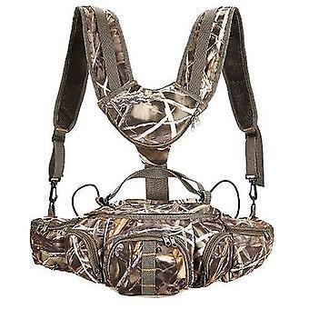 Múltiples cajas de bolsas de aparejos multifuncionales bolsa de camuflaje de escalada para senderismo al aire libre pesca camping deportes caza fanny pack
