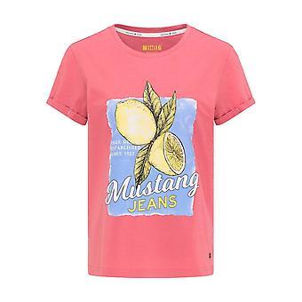 Mustang Skor Alina C 10094138271 universell hela året kvinnor t-shirt
