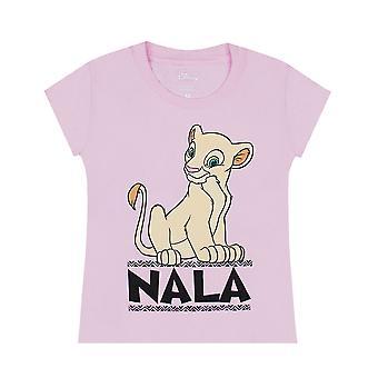 The Lion King Girls Nala Short-Sleeved T-Shirt