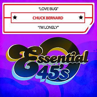 Chuck Bernard - Love Bug / I 'm Lonely USA import