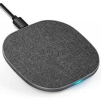 Caraele Wireless Charger For Iphone 12,fast Qi Charging Mat For Samsung Galaxy Iphone 11 X Iphone 8 Plus Airpods 2,samsung S21/s20/s9 Plus/s8 Plus,s7