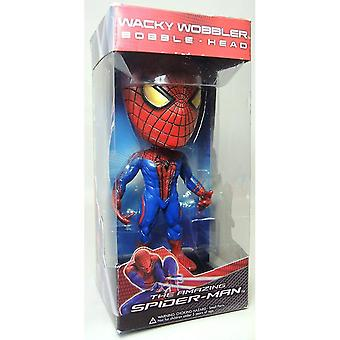 Video game consoles marvel the amazing spiderman - spiderman wacky wobbler