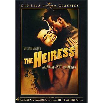 Heiress - The Heiress [DVD] USA import