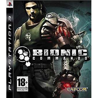 Bionic Commando gioco per PlayStation 3 PS3