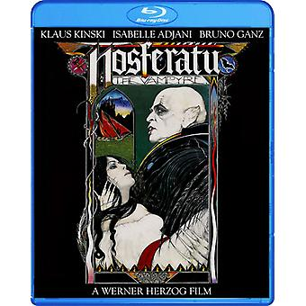 Nosferatu das Vampyre [BLU-RAY] USA importieren