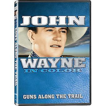 John Wayne - Guns Along the Trail [DVD] USA import