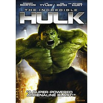 The Incredible Hulk [Ws] [DVD] USA import