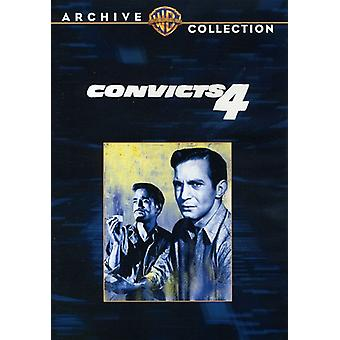 Convicts 4 [DVD] USA import