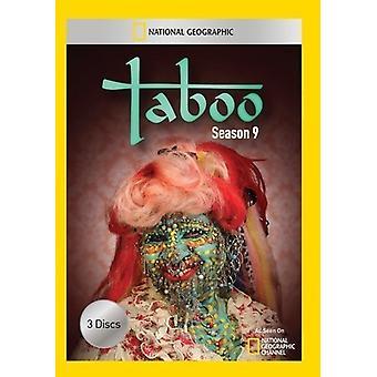 Taboo - Taboo: Season 9 [DVD] USA import