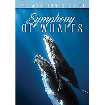 Relax: Symphony of Whales [DVD] USA import