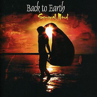 Back to Earth - Sensual Mind [CD] USA import