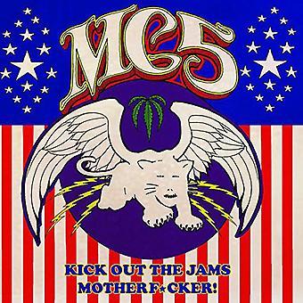 MC5 - Kick aus der Marmeladen Motherf * Cker! [CD] USA import
