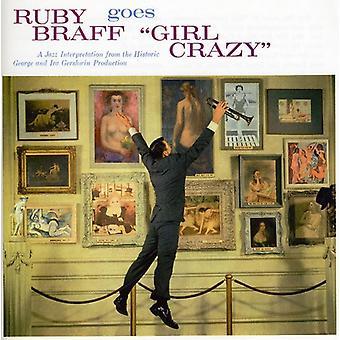 Ruby Braff - Ruby Braff Goes Girl Crazy [CD] USA import