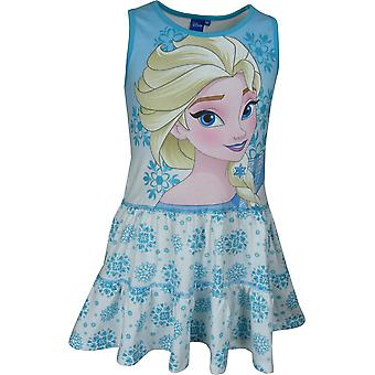 Disney Frozen Girls Sleeveless Dress